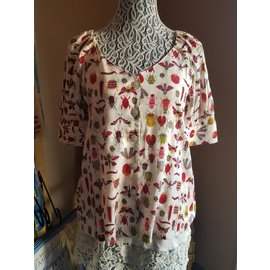 SALE- BRIGHT BUGS TOP