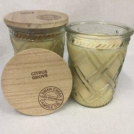 TIMELESS JAR CANDLE CITRUS GROVE