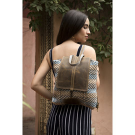 MYRA SALE- COSMOS BACKPACK BAG