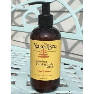 Naked Bee Lotion - Orange Blossom Honey