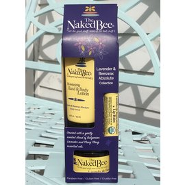 Naked Bee Gift Set LAVENDER