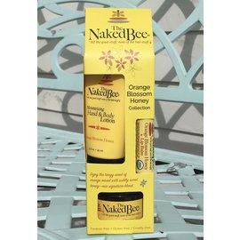 Naked Bee Gift Set ORANGE BLOSSOM