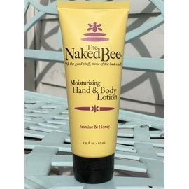 Naked Bee Lotion  JASMINE small