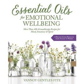ESSENTIAL OILS for EMOTIONAL WELLBEING