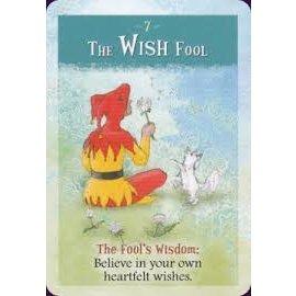 FOOL'S WISDOM ORACLE CARDS
