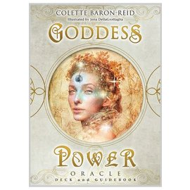 COLETTE BARON-REID GODDESS POWER DECK