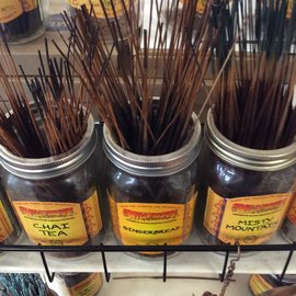 WILDBERRY INCENSE COCONUT 30