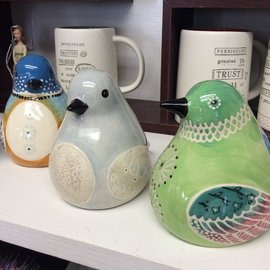 STUDIO M CERAMIC DOVE