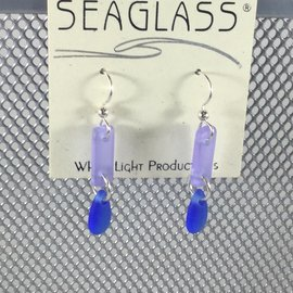 Dew Drop Earrings Ocean