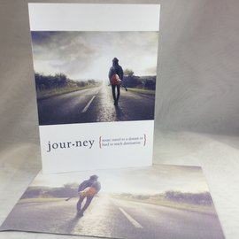 GRADUATION CARD Journey