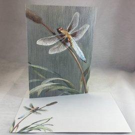 Sympathy Card Dragonfly