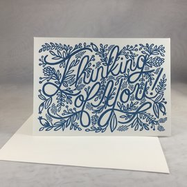 Thinking of You Card (blank)