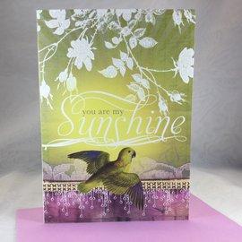 Friend Love Card Sunshine Bird