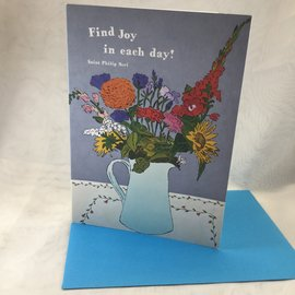 Thank You Card Flowers for You