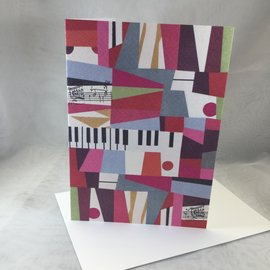 Thank You Card Color & Music