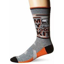 K.Bell Men's My Tool Kit Socks