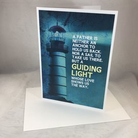 Father's Day Card Guiding Light