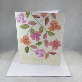 Wedding Card Forget Me Not