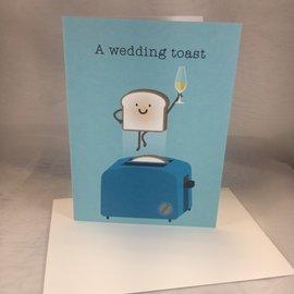 Wedding Card Toast