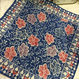 BATIK COTTON SQUARE / LUNCHEON NAPKIN