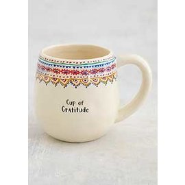 CUP OF GRATITUDE MUG