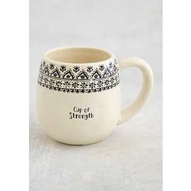 CUP OF STRENGTH MUG