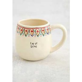 CUP OF LOVE MUG HEART