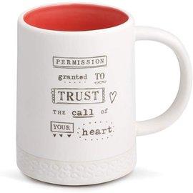PERMISSION GRANTED TO TRUST MUG