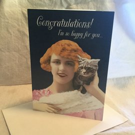 Congrats Card Jealous