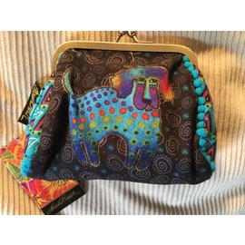 Laurel Burch Coin Pouch