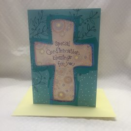Special Occasion Card Confirmation Blessings