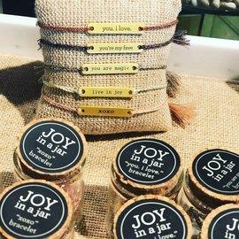 JOY IN A JAR BRACELET - YOU ARE MAGIC