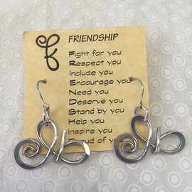 FRIENDSHIP PETITE EARRINGS