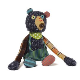SILLY PATCHWORK BEAR