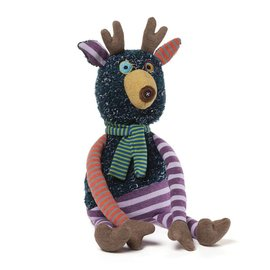 SILLY PATCHWORK REINDEER