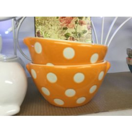 TINY POLKA DOT BOWL