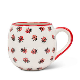 LADY BUG BALL MUG