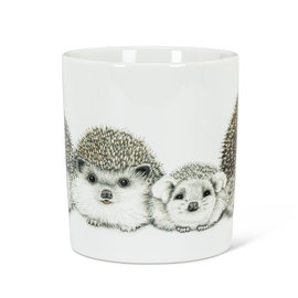 HEDGEHOG FAMILY MUG