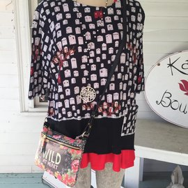 SALE- RED HOUSE TOP WAS $78