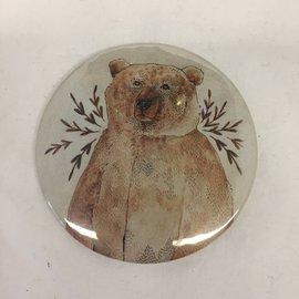 BROWN BEAR MIRROR
