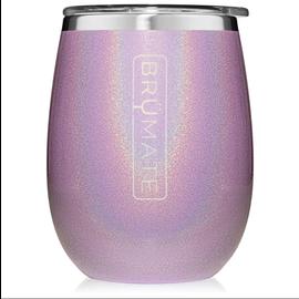 BruMate Uncorked XL Glitter Violet
