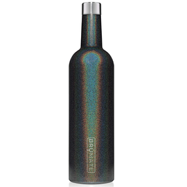 BruMate Winesulator Glitter Charcoal
