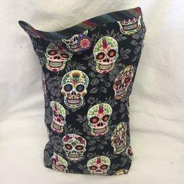 KAMALA DESIGNS Tall Useful Bag - Sugar Skulls