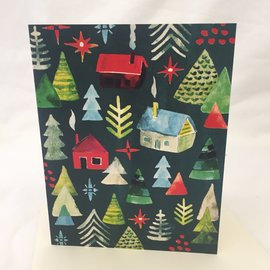 HOLIDAY CARD CHRISTMAS TREES