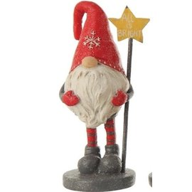 GNOME ALL IS BRIGHT FIGURINE