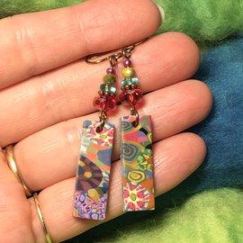 Kate's Polymer Earrings - #5