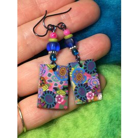KATE'S POLYMER CLAY EARRINGS #30