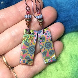 KATE'S POLYMER CLAY EARRINGS #32