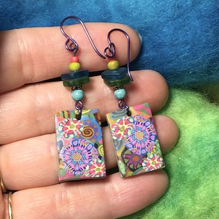 KATE'S POLYMER CLAY EARRINGS #33
