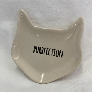 Purr-fection Trinket Dish